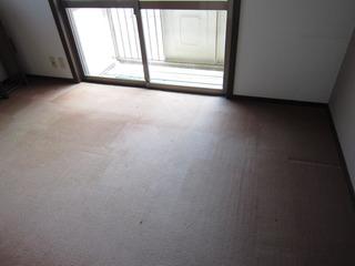 空き家片付け後 掃除