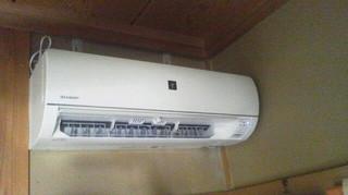 エアコン中古販売 エアコン設置工事